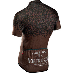 Northwave Caffealvolo SS Jersey Men brown